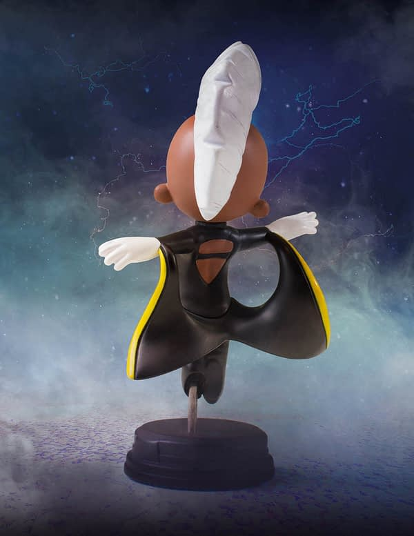 Gentle Giant Marvel Animated Storm Statue 3