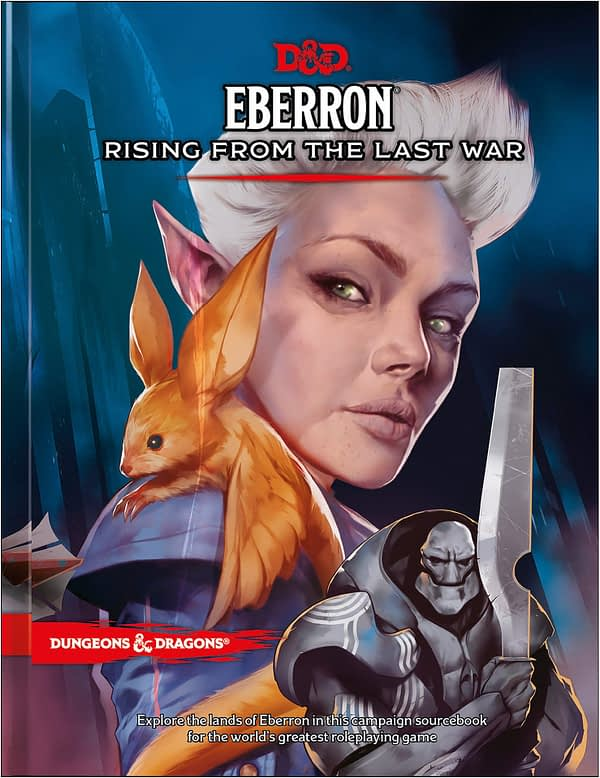 """Dungeons & Dragons"" Announces ""Eberron: Rising From The Last War"""