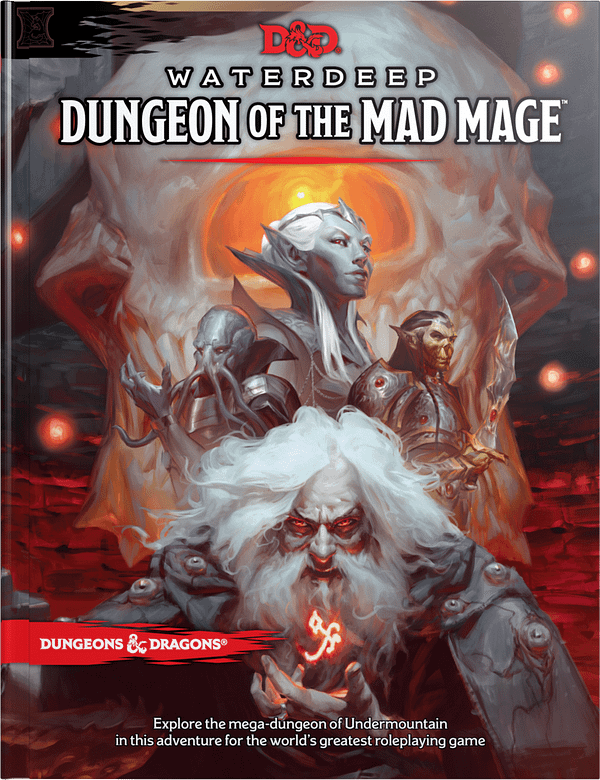 Review: Dungeons & Dragons - Waterdeep: Dungeon of the Mad Mage