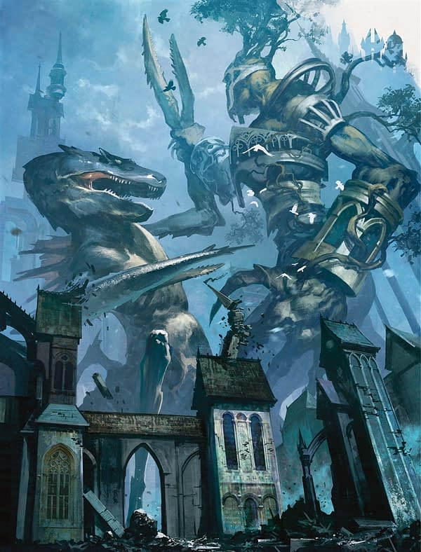 Review: Dungeons & Dragons - Guildmasters' Guide to Ravnica