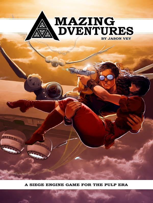 TLG 7601 Amazing Adventures 900w