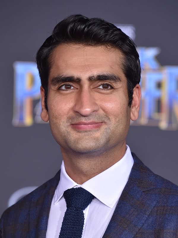 Marvel Studios' 'The Eternals' May Also Star Kumail Nanjiani