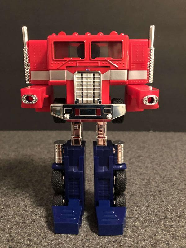 Transformers G! Reissue Walmart Optimus Prime 10