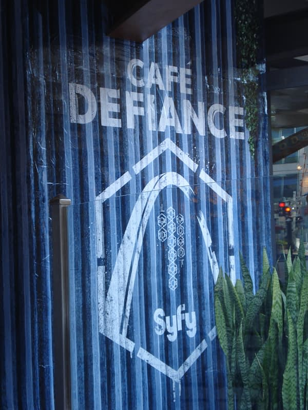 Cafe Defiance at Mary Janes