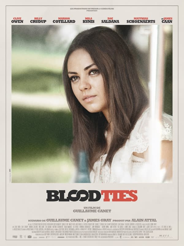 Blood Ties Mila Kunis