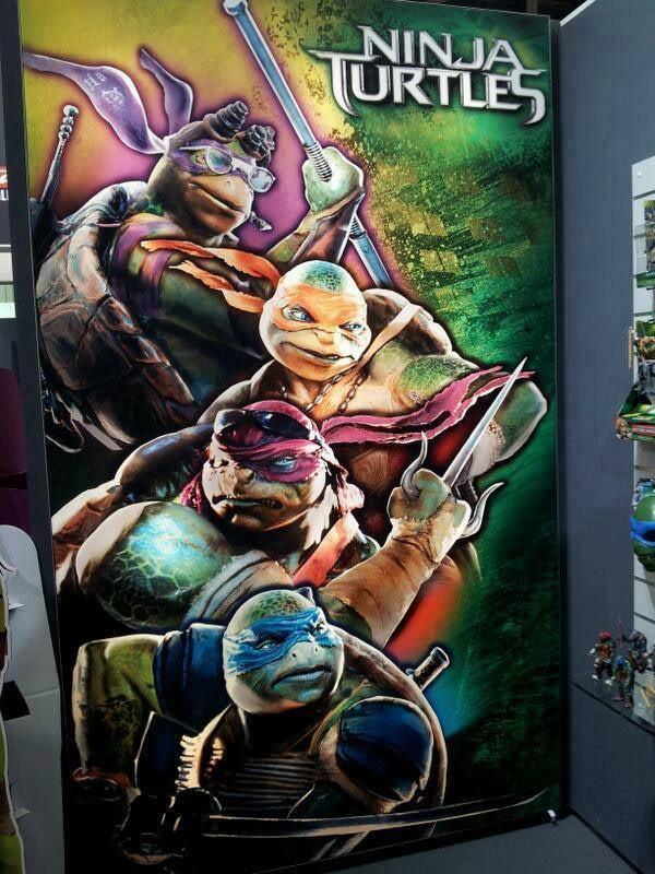 tmnt teenage mutant ninja turtles new designs movie michael bay