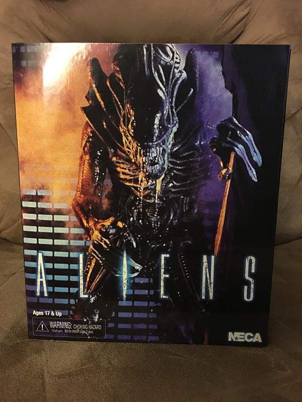 NECA Aliens Arcade Figure 1