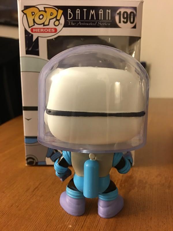 Batman The Animated Series Funko Legion of Collectors Box Mr. Freeze Pop 3