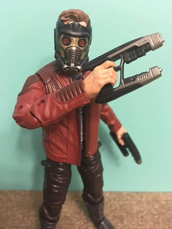 Marvel Legends Star Lord and Ego Two Pack 13