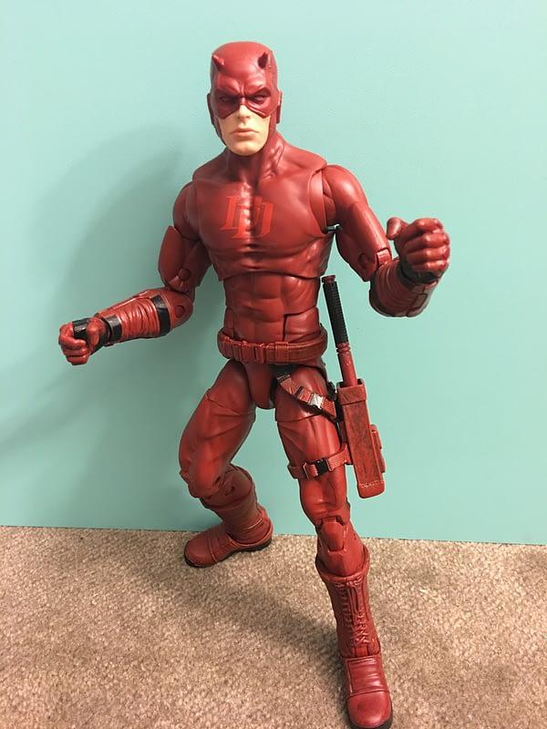 SDCC Exclusive Daredevil 12 inch Figure 8