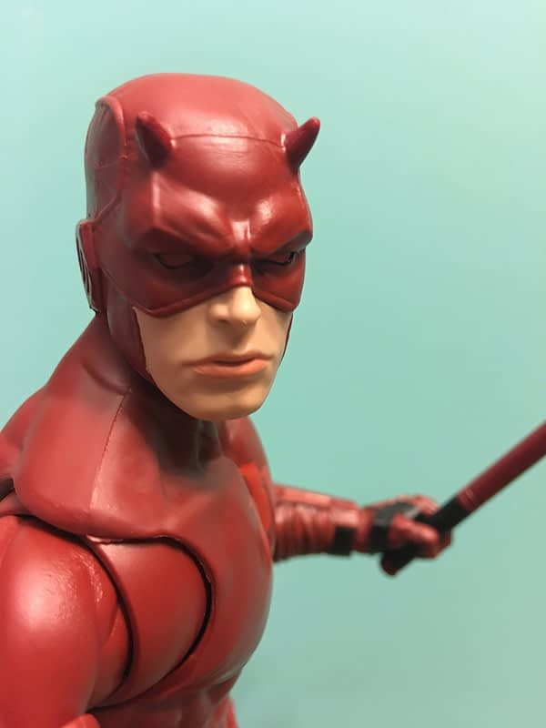 SDCC Exclusive Daredevil 12 inch Figure 12