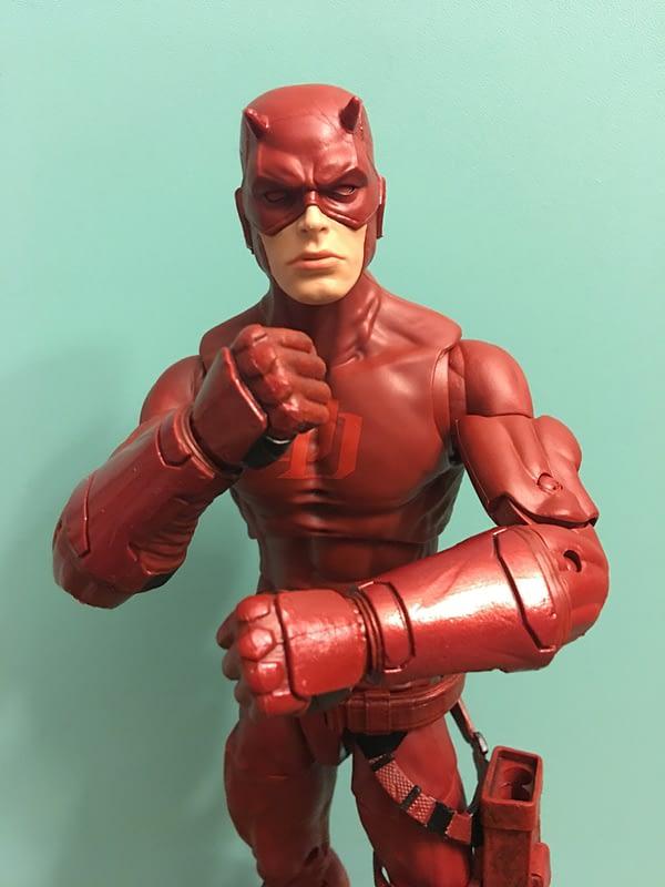 SDCC Exclusive Daredevil 12 inch Figure 13