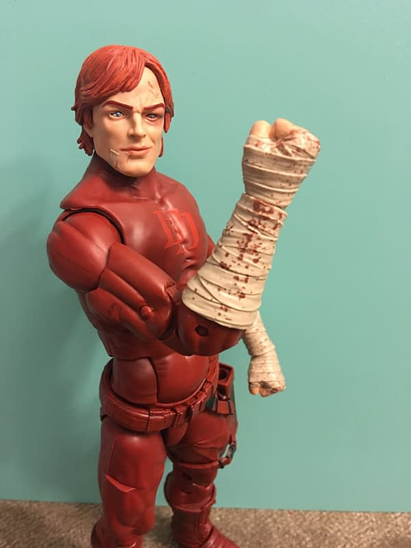 SDCC Exclusive Daredevil 12 inch Figure 15