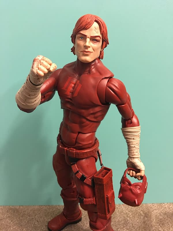 SDCC Exclusive Daredevil 12 inch Figure 20
