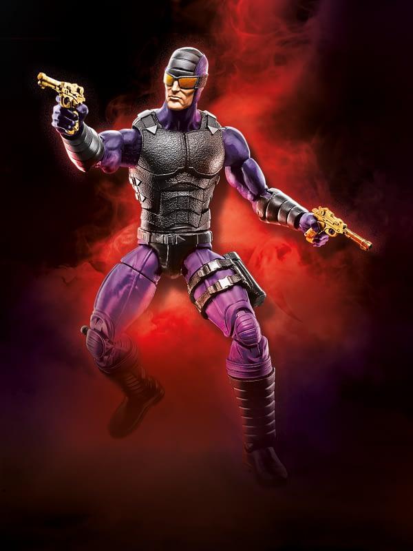 Marvel Legends 6-Inch Figure (Paladin)