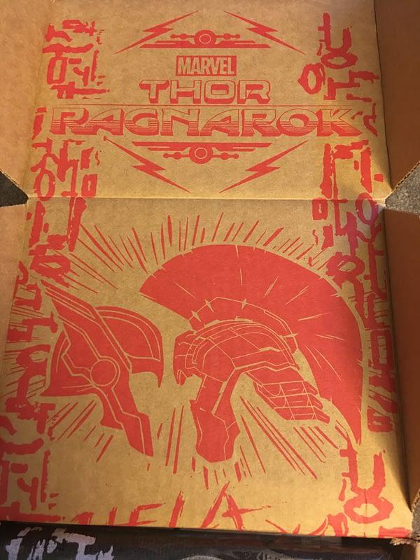 Thor Ragnarok Collectors Corps Box 16