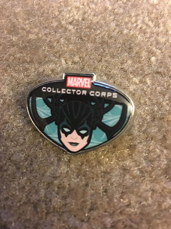 Thor Ragnarok Collectors Corps Box 13
