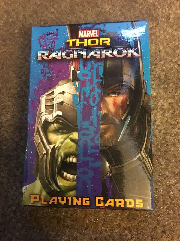 Thor Ragnarok Collectors Corps Box 10