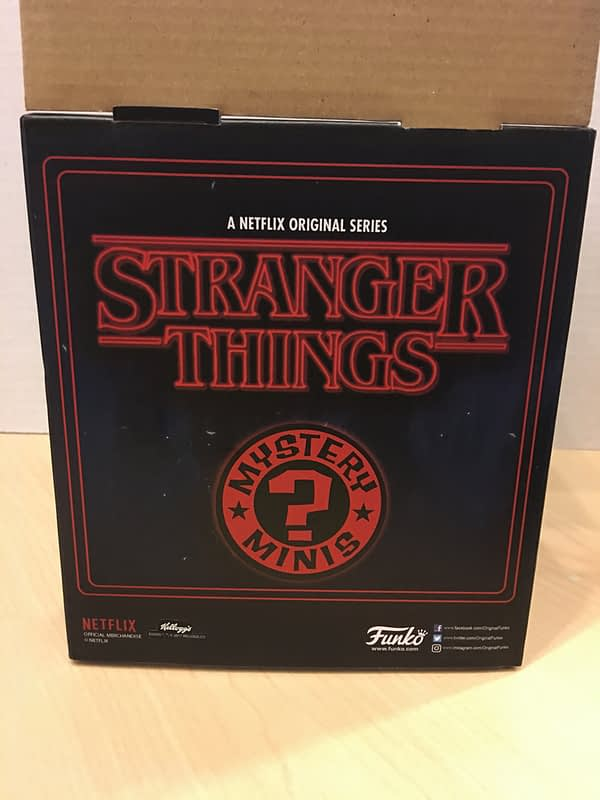 Stranger Things Funko Mystery Minis 3
