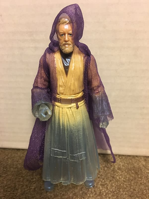 Star Wars Obi-Wan Kenobi Spirit Black Series Figure 4