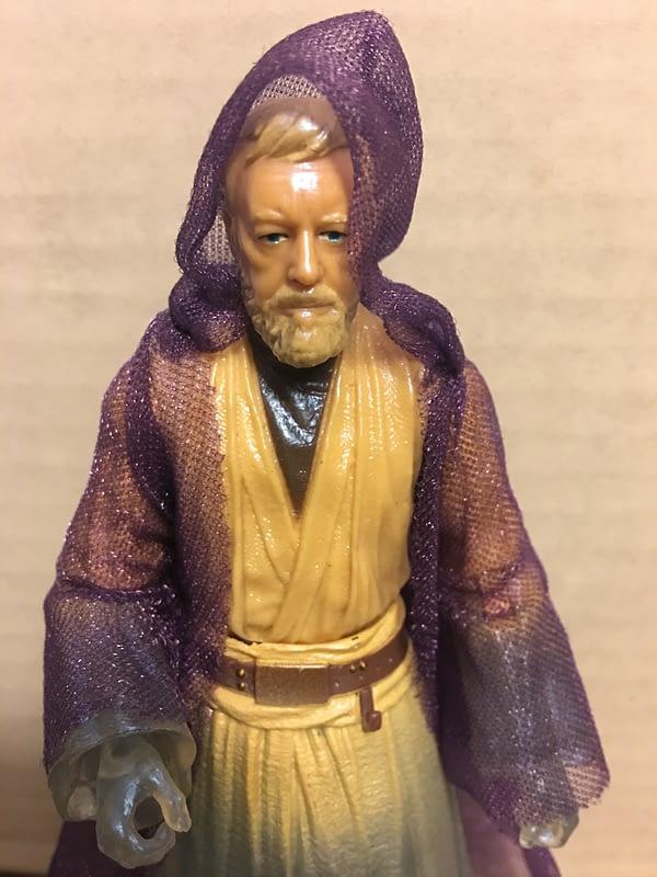 Star Wars Obi-Wan Kenobi Spirit Black Series Figure 6