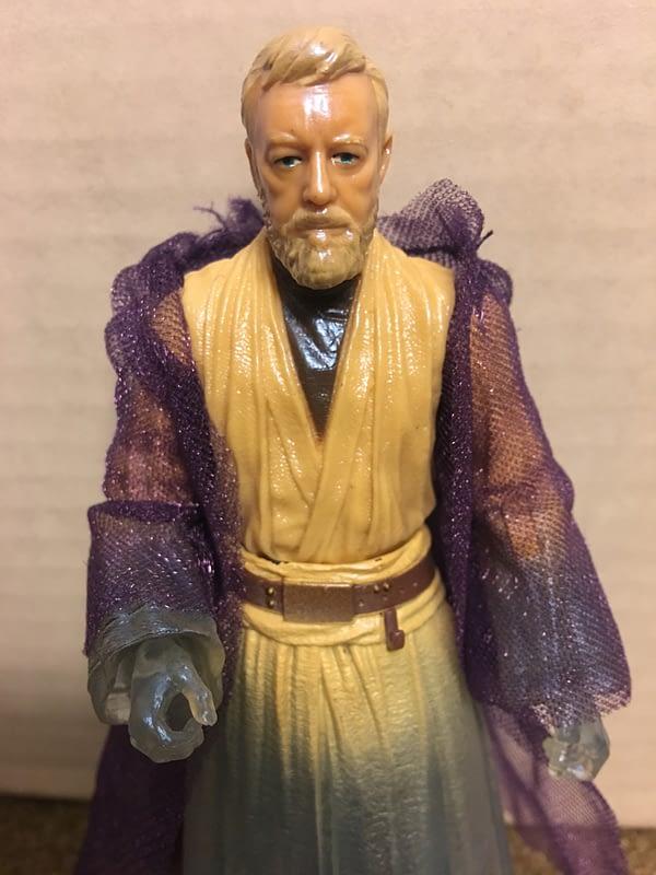 Star Wars Obi-Wan Kenobi Spirit Black Series Figure 7
