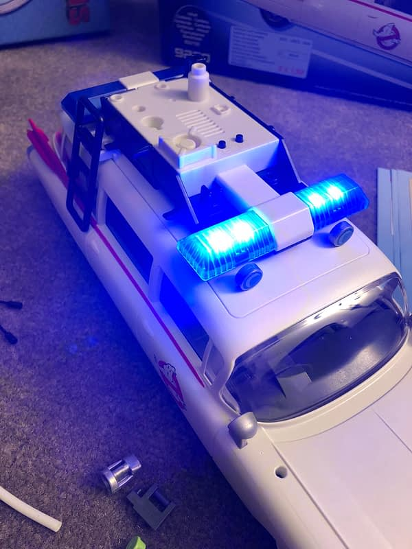 Playmobil Ghostbusters Ecto-1 5