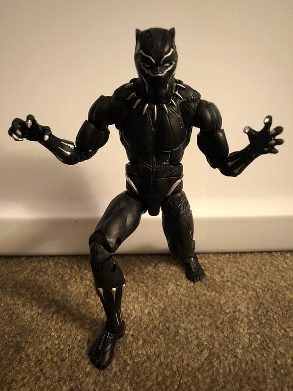 Black Panther Marvel Legends 19