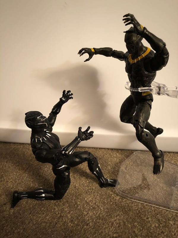 Black Panther Marvel Legends 24