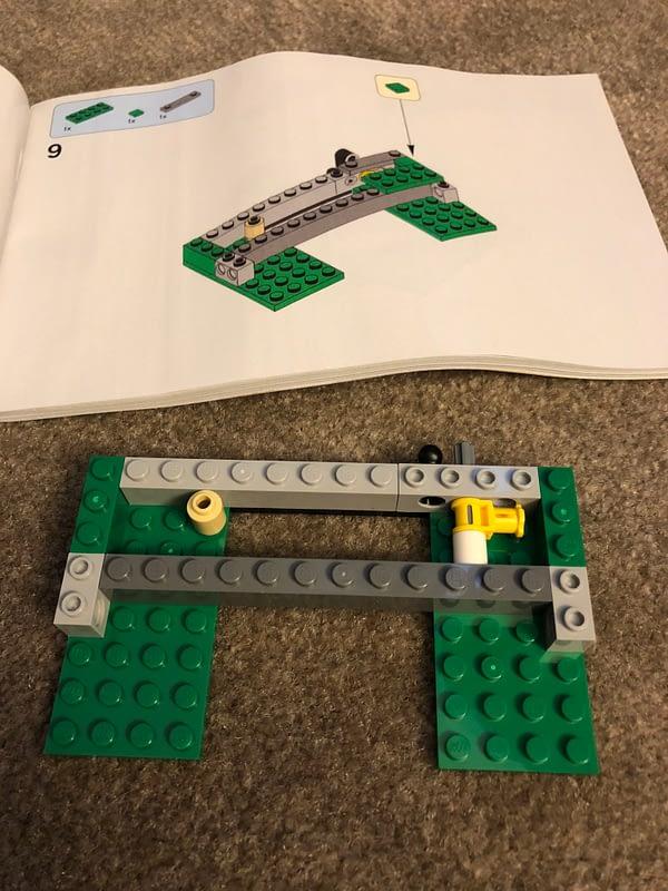 LEGO Star Wars Ahch To Training Set 6