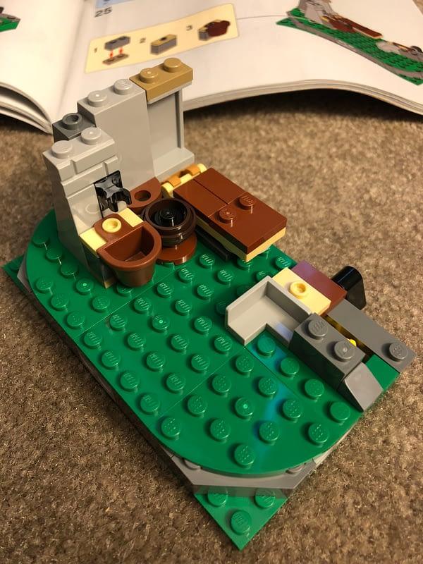 LEGO Star Wars Ahch To Training Set 7