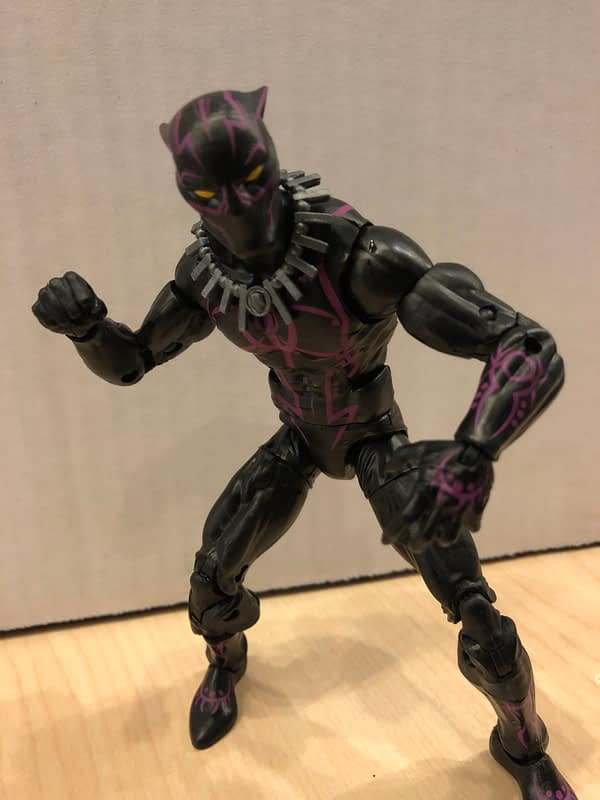 Black Panther Marvel Legends Walmart Exclusive 6