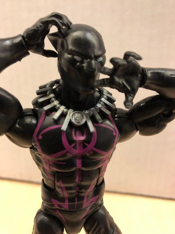 Black Panther Marvel Legends Walmart Exclusive 9