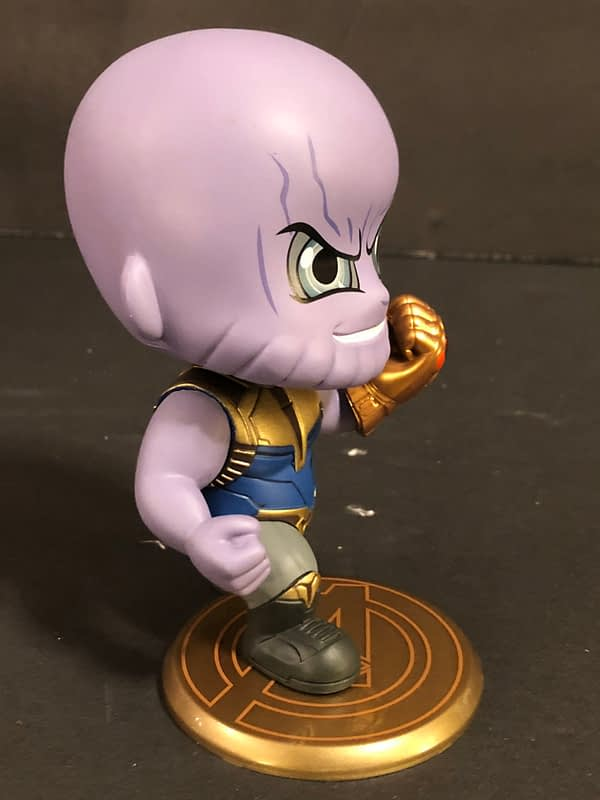 Hot Toys Cosbaby Thanos 10