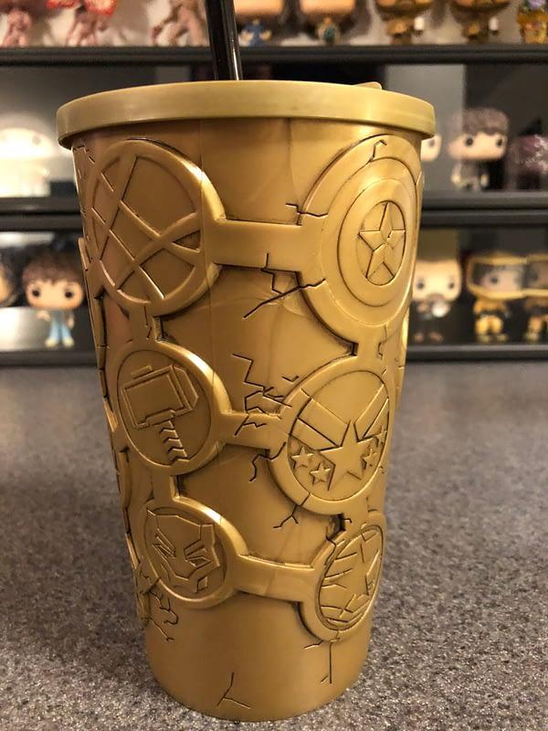 Avengers: Infinity War Cinemark Cup 3