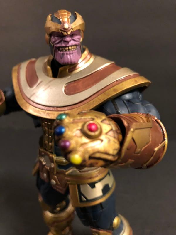Marvel Select Thanos Disney Exclusive 5