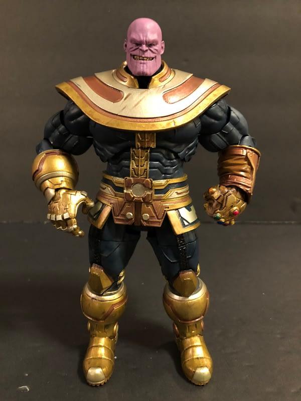 Marvel Select Thanos Disney Exclusive 8