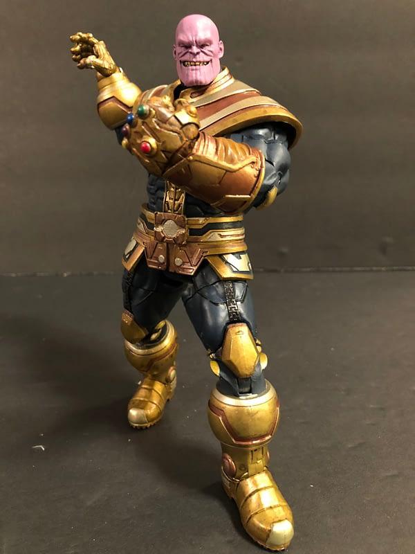 Marvel Select Thanos Disney Exclusive 10