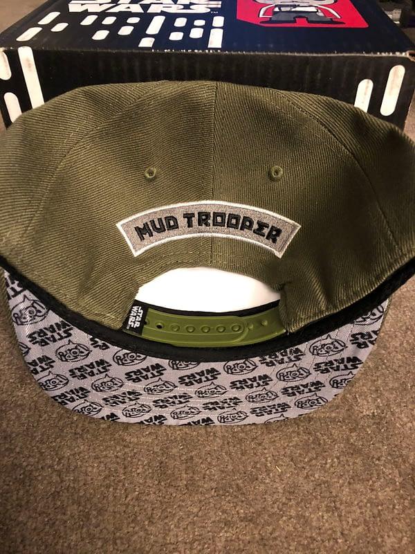 Funko Smugglers Bounty Star Wars Solo box Mudtrooper Hat 2