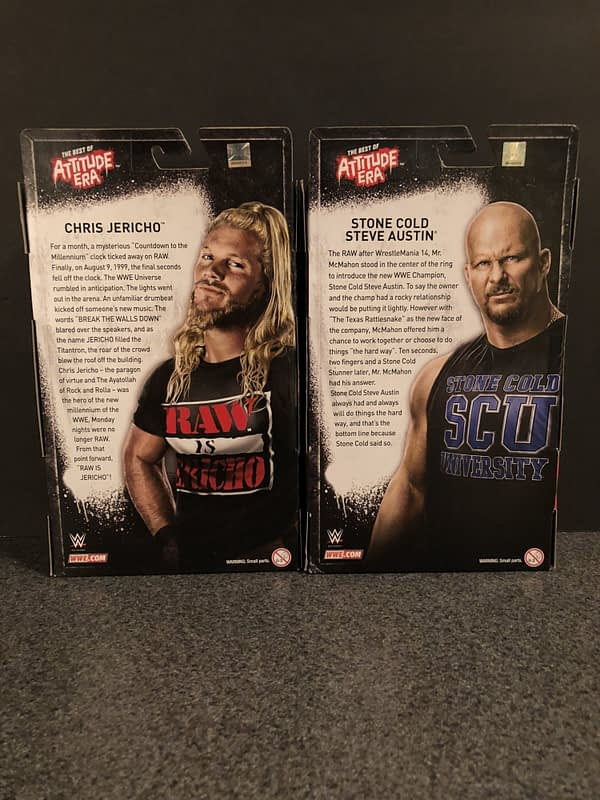 Mattel Best of Attitude Era WWE Elite Figures 3