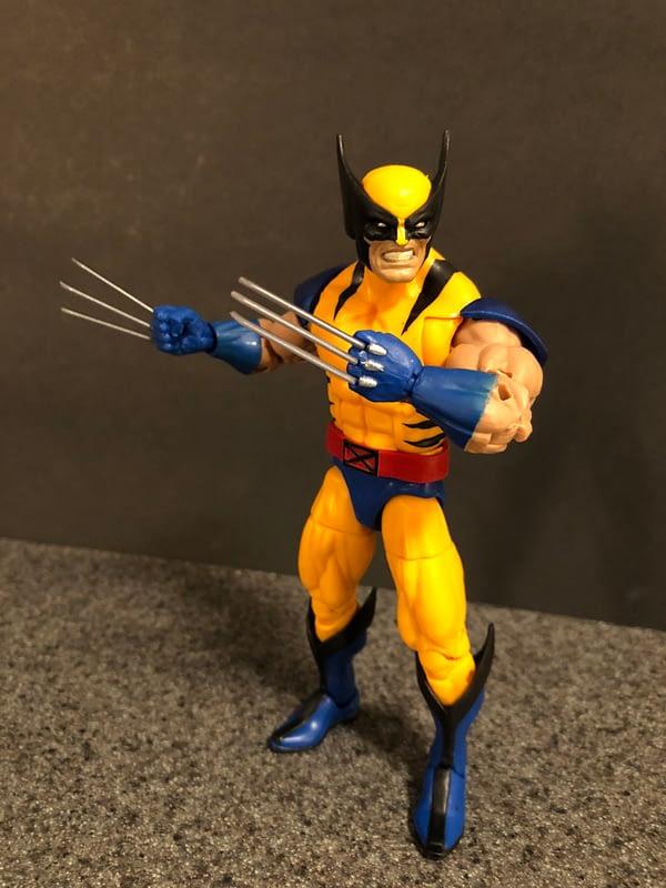 X-Men Marvel Legends 2018 Wave 7