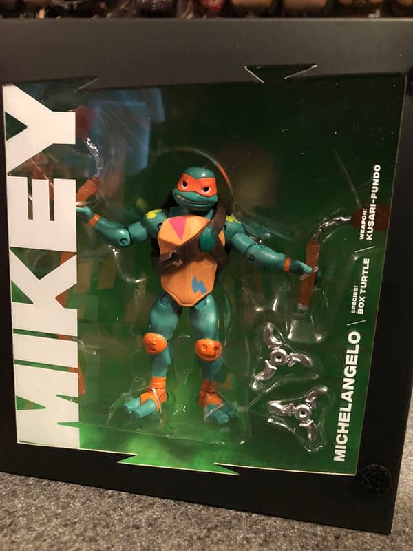 Rise of the TMNT Playmates Figures 4