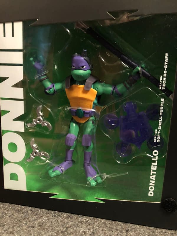 Rise of the TMNT Playmates Figures 7