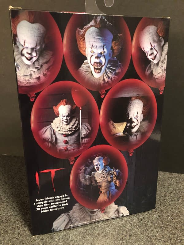 NECA Pennywise (2017) 3