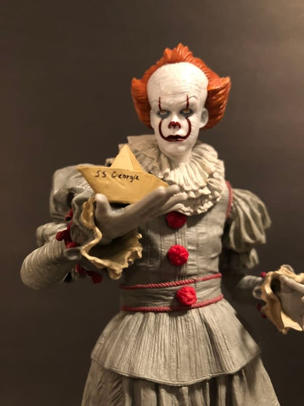 NECA Pennywise (2017) 11