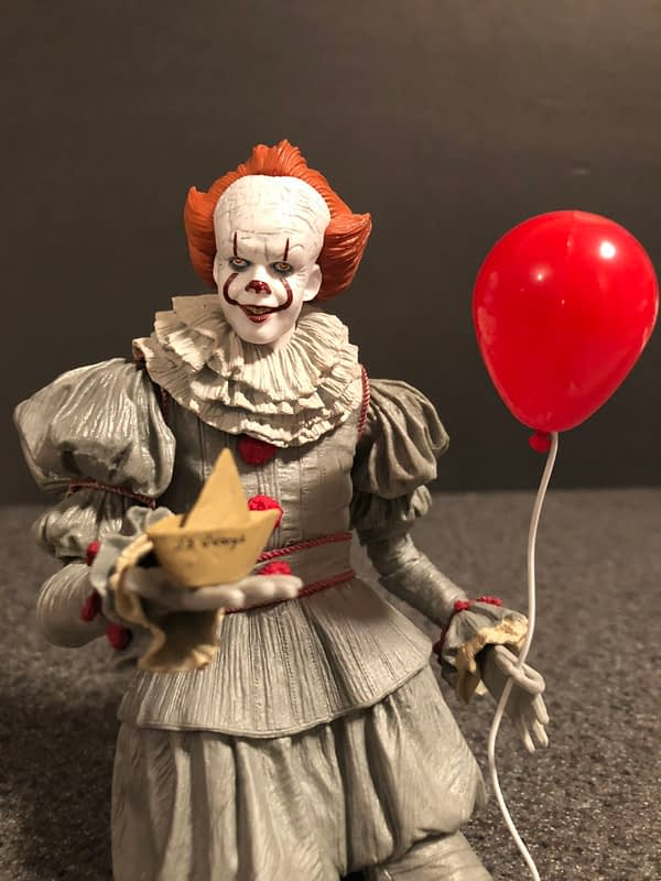 NECA Pennywise (2017) 12