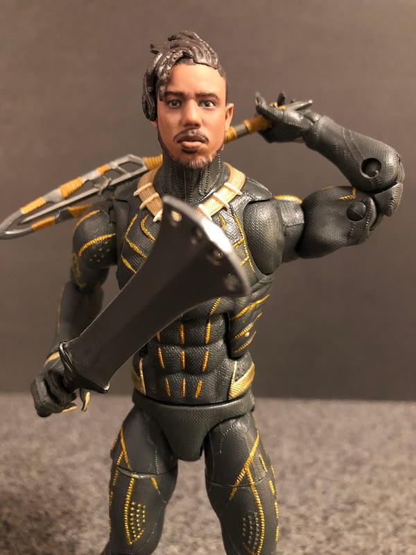 Marvel Legends Black Panther Target Exclusive Set 7