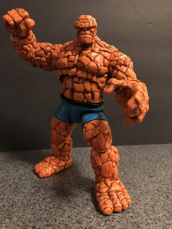 Marvel Legends The Thing Figure 3