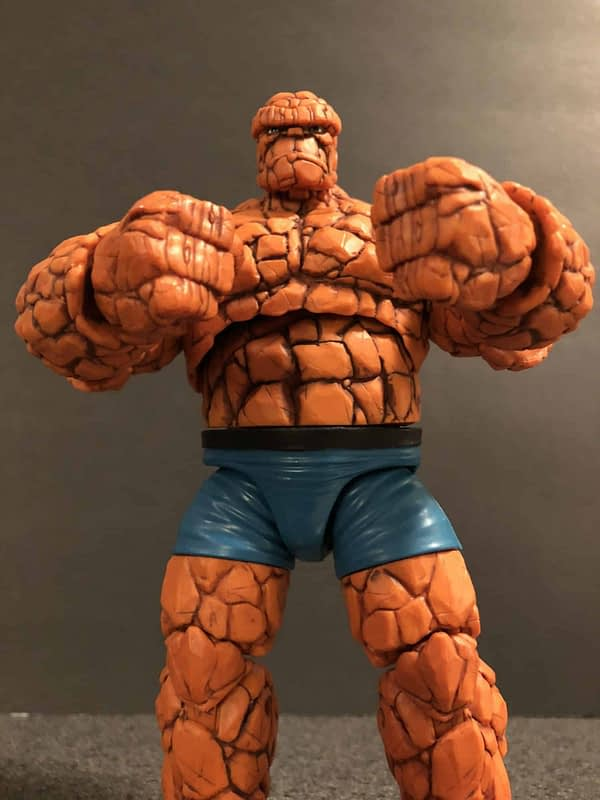 Marvel Legends The Thing Figure 6