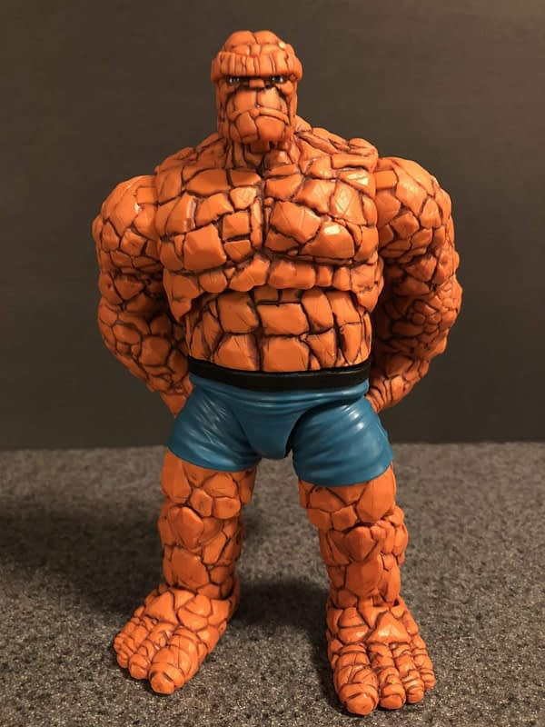 Marvel Legends The Thing Figure 11